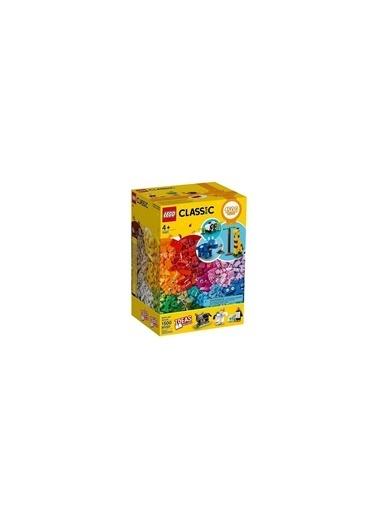 Lego Lego Classic 11011 Yaşım Şarçaları Ve Hayvanlar Renkli